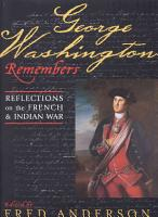 George Washington Remembers PDF