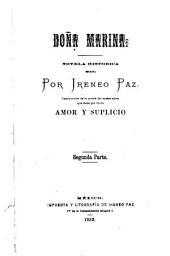 Doña Marina: Volumen 2