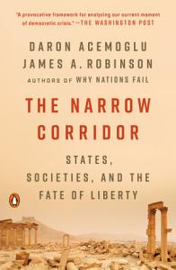 The Narrow Corridor Book