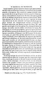 Mémoire sur Darius le Mède et Balthasar, rois de Babylone: (Extrait des Annales de Philosophie chrétienne, No. 95, t. XVI, p. 317)