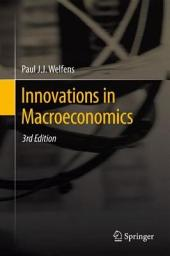 Innovations in Macroeconomics: Edition 3
