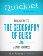 Quicklet on Eric Weiner's The Geography of Bliss