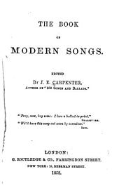 The Book of Modern Songs