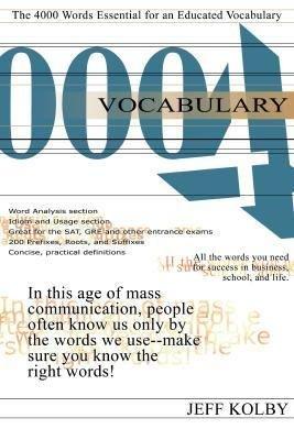 Vocabulary 4000