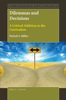 Dilemmas and Decisions PDF