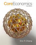 CoreEconomics Book
