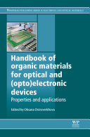Handbook of Organic Materials for Optical and (Opto)Electronic Devices