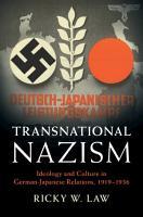 Transnational Nazism PDF