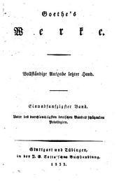 Werke: Unter des durchlauchtigsten deutschen Bundes schützenden Privilegien. Mineralogie, Geologie, Meteorologie. 51