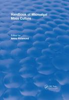 Handbook of Microalgal Mass Culture  1986  PDF