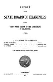 The Journal of the Senate During the ... Session of the Legislature of the State of California: Volume 1