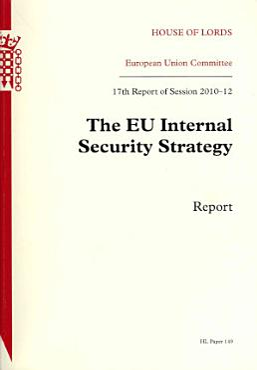 The EU Internal Security Strategy PDF