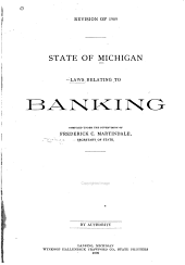 Laws Relating to Banking