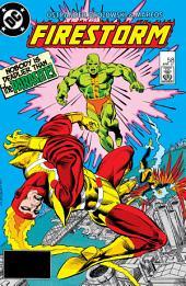 The Fury of Firestorm (1982-) #58