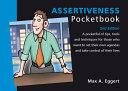 The Assertiveness Pocketbook