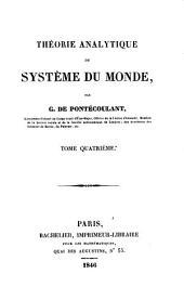 Théorie analytique du système du monde: Volume4