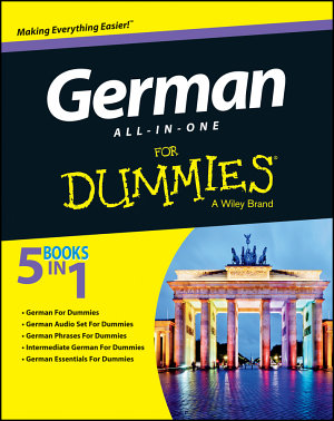 German All In One For Dummies