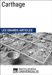 Carthage: Les Grands Articles d'Universalis