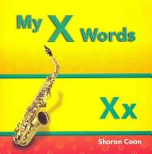 My X Words
