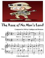 Rose of No Man's Land - Easiest Piano Sheet Music Junior Edition