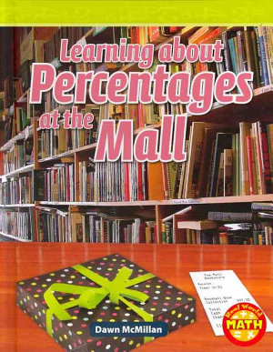 Learning about Percentages at the Mall PDF