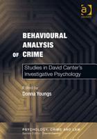 Behavioural Analysis of Crime PDF