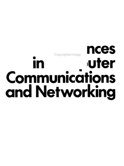 Advances in Computer Communications and Networking PDF