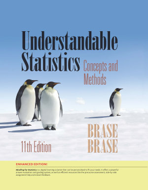 Understandable Statistics: Concepts and Methods, Enhanced