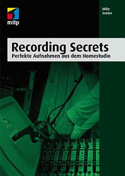 Recording Secrets PDF