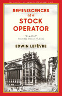 REMINISCENCES OF A STOCK OPERATOR.