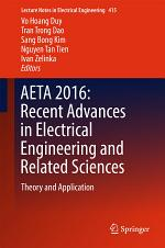 AETA 2016: Recent Advances in Electrical Engineering and Related Sciences