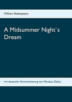 A Midsummer Night s Dream PDF