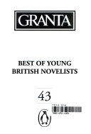 Download Best of Young British Novelists Book