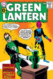 Green Lantern (1960-) #9