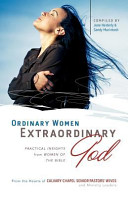 Ordinary Women  Extraordinary God Book