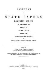 Calendar of State papers: domestic series ...