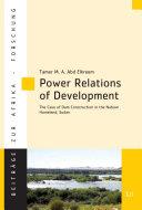 Power Relations of Development