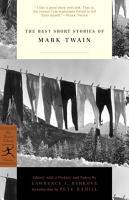 The Best Short Stories of Mark Twain PDF
