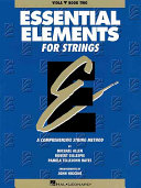 Essential Elements for Strings PDF