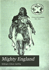 Mighty England: The Story of the English People
