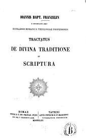 Tractatus de divina traditione et scriptura