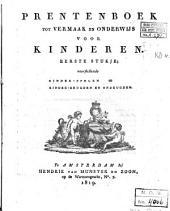 Prentenboek tot vermaak en onderwijs voor kinderen