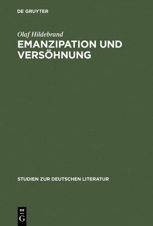 Emanzipation und Vers  hnung PDF
