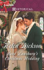 Lord Lansbury's Christmas Wedding