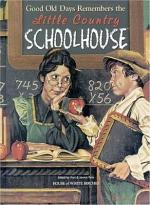 Good Old Days Remembers the Little Country Schoolhouse