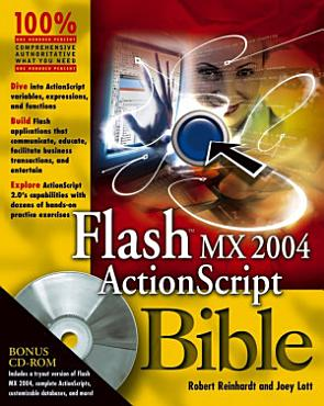 Flash MX 2004 ActionScript Bible PDF