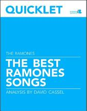Quicklet on The Best Ramones Songs: Lyrics and Analysis