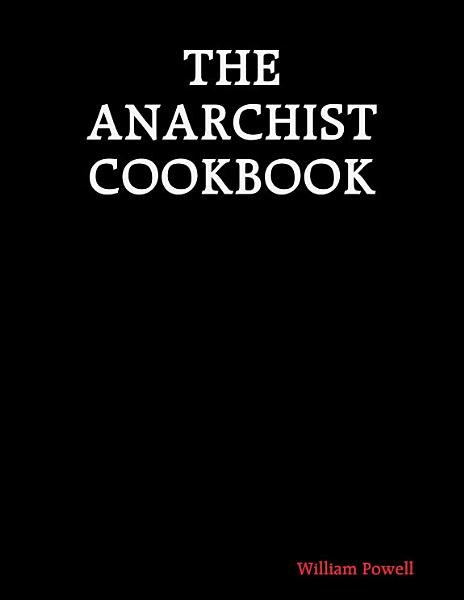 Download The Anarchist Cookbook Book