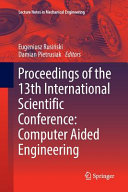 Proceedings of the 13th International Scientific Conference PDF