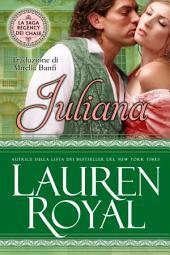 Juliana: La Saga Regency dei Chase #2